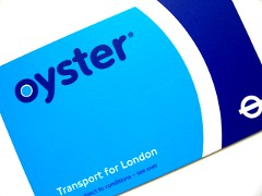 how to buy oyster card at the station