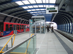 London City Airport DLR