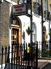 Fairway Hotel Kings Cross London