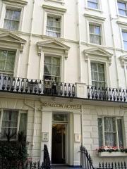 Falcon Hotel Paddington London