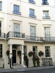 Parkwood Hotel Paddington London
