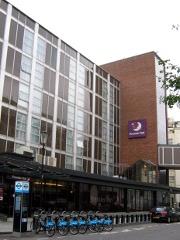 Premier Inn Kensington London
