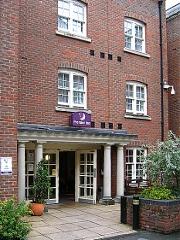 Premier Inn Southwark London