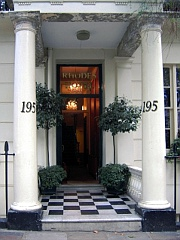 Rhodes Hotel Paddington London