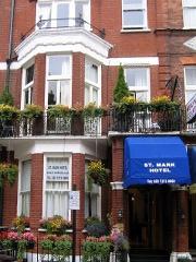 St Mark Hotel Earl's Court London