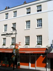 easyHotel Paddington London
