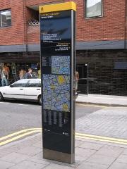 Legible London Sign