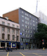YHA St Pancras Hostel Kings Cross London