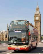Original London Sightseeing Tour Bus