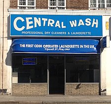 Central Wash Launderette Bayswater London