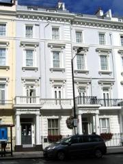 Luna Simone Hotel Victoria London