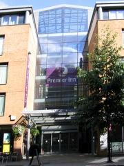 Premier Inn Kings Cross St Pancras London