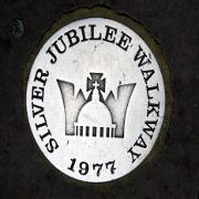 Jubilee Walkway Plaque