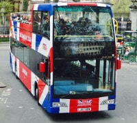 The Original London Sightseeing Tour Bus